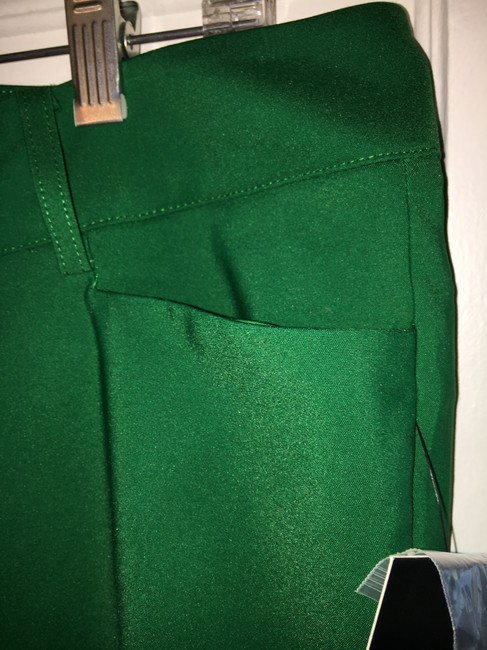 Eloquii Plus-size Trouser Pants Green Image 3