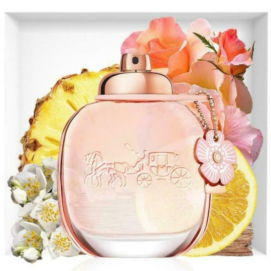 Coach FLORAL NEW YORK-COACH FOR WOMEN-EDP-1.7 OZ-50 ML-FRANCE Image 1