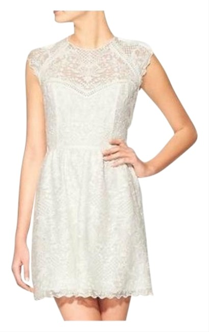 Preload https://img-static.tradesy.com/item/25795190/dolce-vita-white-winsor-organza-lace-short-casual-dress-size-4-s-0-1-650-650.jpg