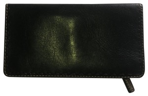 Fossil Bifold Checkbook Credit Card Wallet
