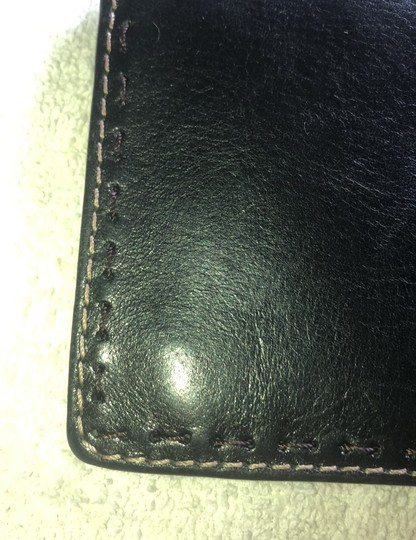 Fossil Bifold Checkbook Credit Card Wallet Image 1