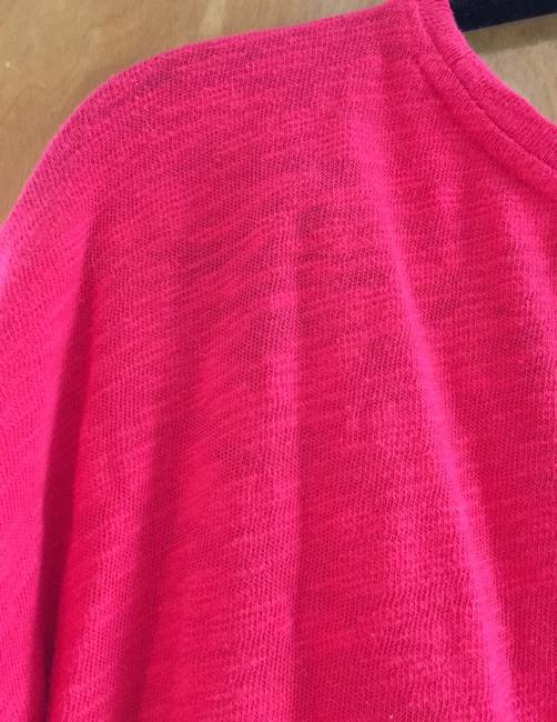 Universal Thread New With Tags Textured T Shirt Bright Red Image 8