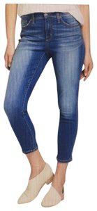 Universal Thread High Rise Crop New With Tags Skinny Jeans-Medium Wash