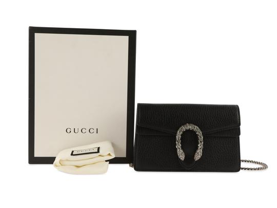 Gucci Leather Suede Cross Body Bag Image 11