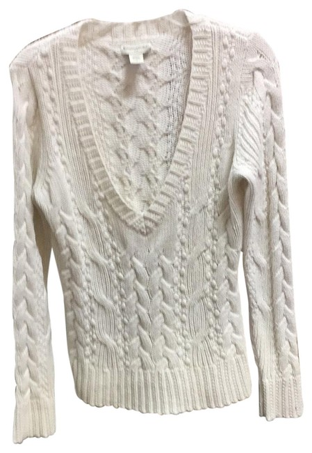 Preload https://img-static.tradesy.com/item/25795299/banana-republic-white-sweater-0-2-650-650.jpg