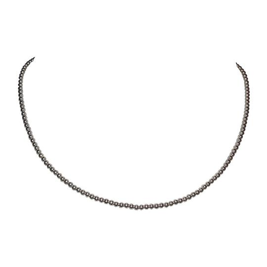 Sterling Silver Sterling Silver Bead Ball Necklace Image 1