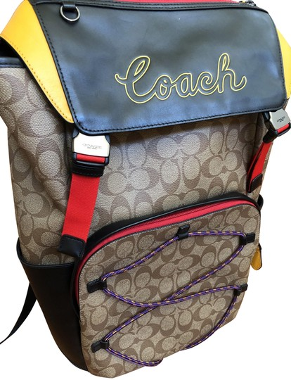 Preload https://img-static.tradesy.com/item/25795398/coach-terrain-in-signature-f72932-multicolor-canvas-backpack-0-2-540-540.jpg