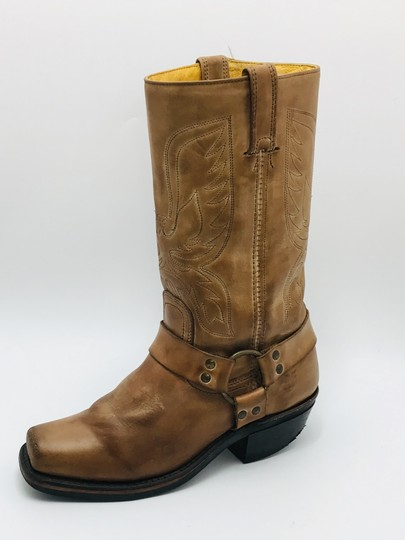 Frye Brown Boots Image 3