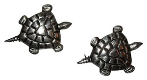 Sterling Mexican Sterling Turtle Pin, S/2