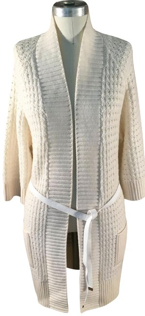 Preload https://img-static.tradesy.com/item/25795463/loro-piana-white-cashmere-belted-cardigan-size-2-xs-0-1-650-650.jpg