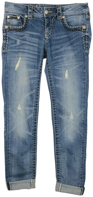 Preload https://img-static.tradesy.com/item/25795525/miss-me-blue-light-wash-cuffed-with-flap-back-pockets-skinny-jeans-size-27-4-s-0-1-650-650.jpg