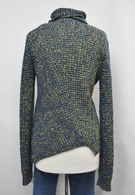 Marc by Marc Jacobs Turtleneck Asymmetrical Sweater Image 3