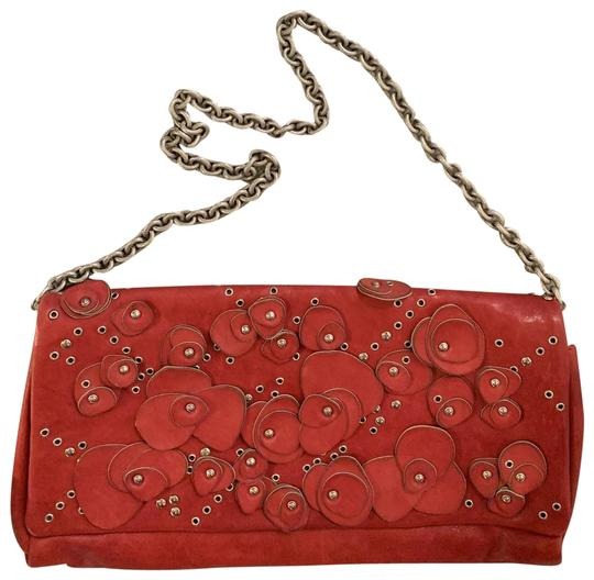 Preload https://img-static.tradesy.com/item/25795662/jimmy-choo-chain-with-floral-decoration-red-leather-shoulder-bag-0-1-540-540.jpg