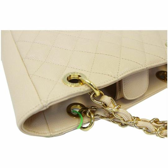 Chanel Tote in Beige Image 4