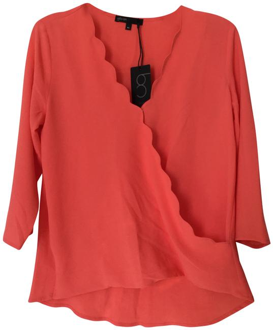 Preload https://img-static.tradesy.com/item/25795674/gibson-coral-scalloped-v-neck-wrap-blouse-size-8-m-0-1-650-650.jpg