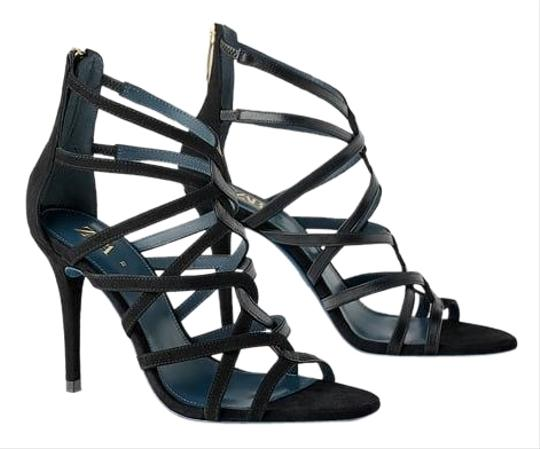Preload https://img-static.tradesy.com/item/25795688/zara-black-blue-collection-heeled-leather-sandals-size-us-65-regular-m-b-0-3-540-540.jpg