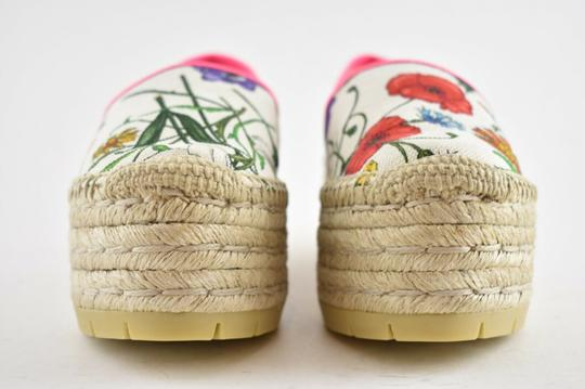 Gucci Princetown Loafer Mule Slide white Flats Image 3