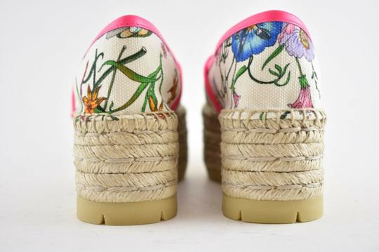 Gucci Princetown Loafer Mule Slide white Flats Image 9