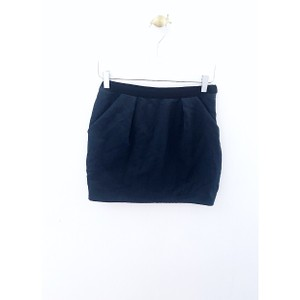 Elizabeth and James Mini Skirt blue