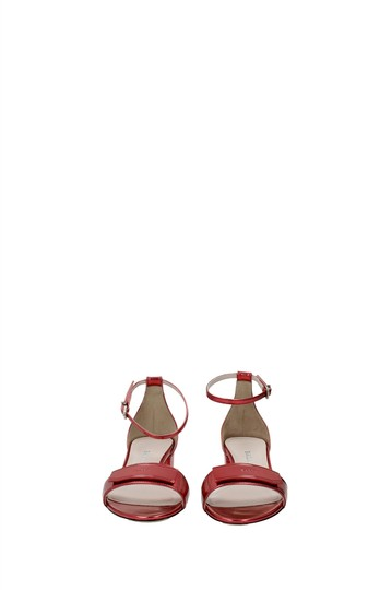 Bally Red Sandals Image 2
