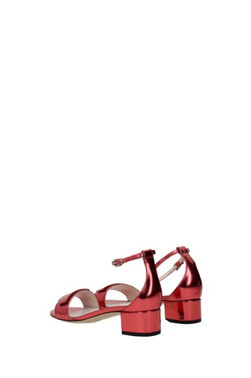Bally Red Sandals Image 3
