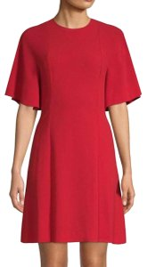 Sandro Loose-fitting Chic Day To Night Dress