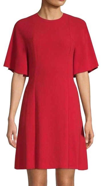 Preload https://img-static.tradesy.com/item/25796721/sandro-red-yoko-winter-2016-collection-mid-length-workoffice-dress-size-6-s-0-1-650-650.jpg