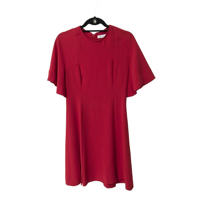 Sandro Loose-fitting Chic Day To Night Dress Image 1