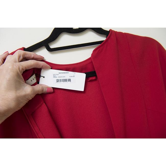 Sandro Loose-fitting Chic Day To Night Dress Image 2