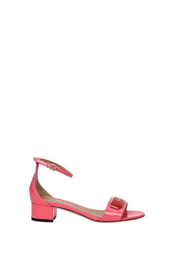 Bally Pink Sandals Image 0