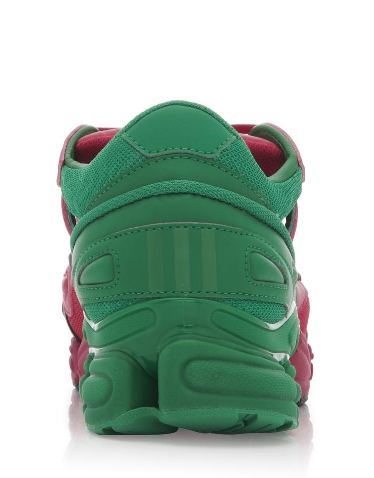 84e43bf217 adidas by Raf Simons Multicolor Replicant Ozweego Leather Sneakers Size US  7 Regular (M, B) 57% off retail