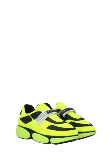 Prada Yellow Athletic Image 1