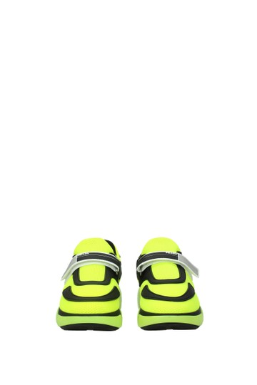 Prada Yellow Athletic Image 2