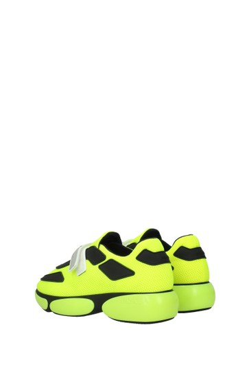 Prada Yellow Athletic Image 3