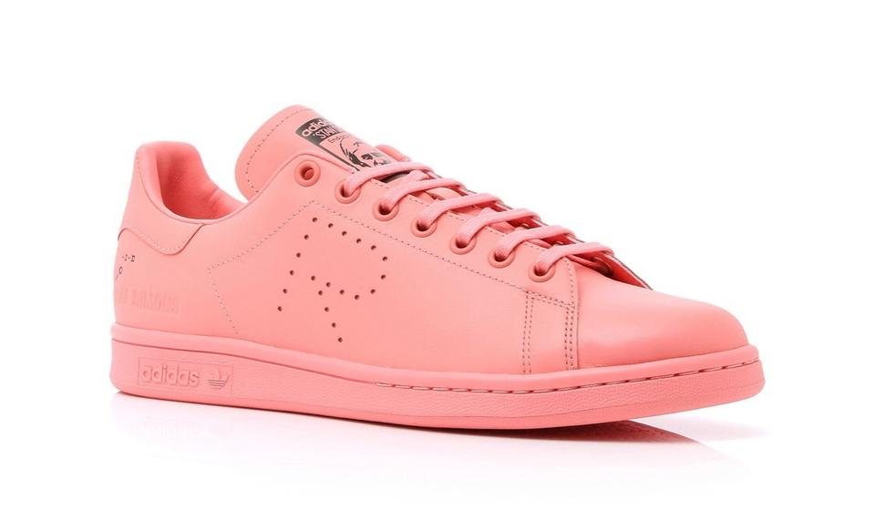 finest selection bce77 22c9c Pink Stan Smith Sneakers