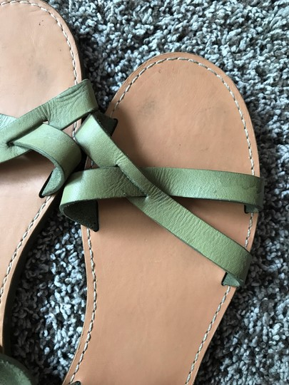 Madewell Olive Green Sandals Image 1