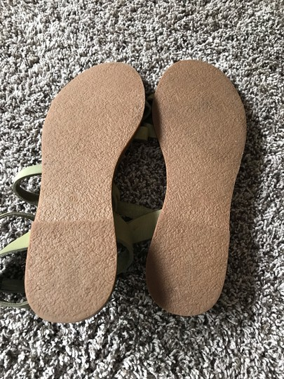 Madewell Olive Green Sandals Image 3