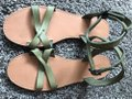 Madewell Olive Green Sandals Image 5