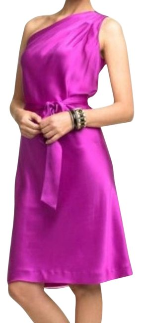 Preload https://img-static.tradesy.com/item/25797991/purple-banana-republic-one-shoulder-silk-xs-short-cocktail-dress-size-2-xs-0-1-650-650.jpg