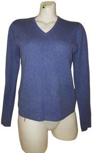 Geneva Cashmere V-neck Winter Sweater