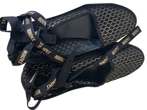 Dior black and gold Athletic