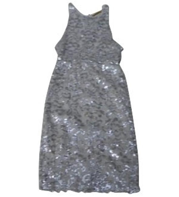 Preload https://item4.tradesy.com/images/alice-olivia-silver-cocktail-dress-size-4-s-258-0-0.jpg?width=400&height=650