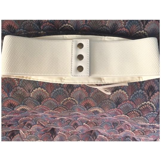 Cream Corset Belt Image 1