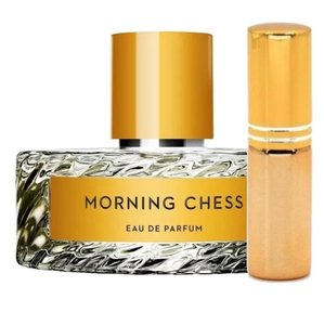 Creed Morning Chess EDP in 5ML Gold Signature Edition Travel Spray
