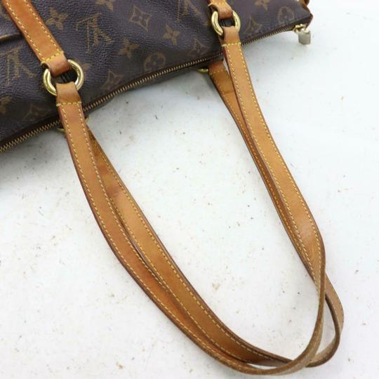 Louis Vuitton Monogram Shoulder Bag Image 3
