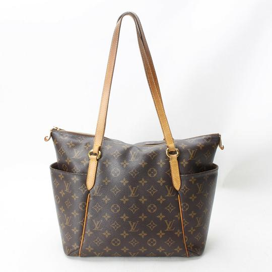 Louis Vuitton Monogram Shoulder Bag Image 6