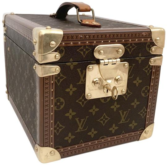Preload https://img-static.tradesy.com/item/25802050/louis-vuitton-brown-and-gold-vanity-case-vintage-cosmetic-bag-0-1-540-540.jpg