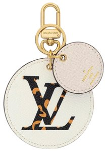Louis Vuitton jungle key holder and bag charm