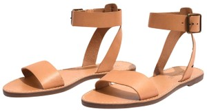 Madewell camel Sandals