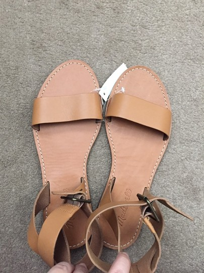 Madewell camel Sandals Image 4